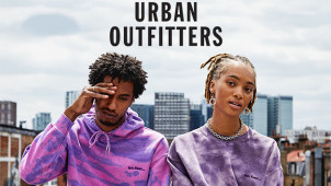 Save €15 on Orders Over €75 at Urban Outfitters