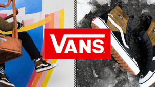 Up to 50% Off Footwear, Clothing, and Accessories in the Outlet at Vans