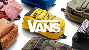 35% de réduction sur les offres Back to School Vans !
