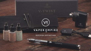12% Off Orders Orders Containing an E-Cig Starter Kit at Vaper Empire