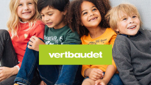 25% Off First Orders Plus Free Delivery at Vertbaudet