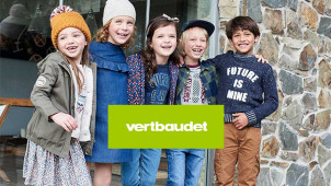 25% Off Orders Plus Free Delivery at Vertbaudet