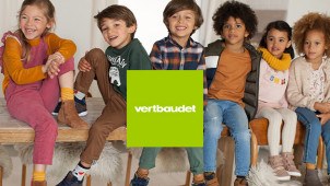 £10 Off Orders Over £60 at Vertbaudet