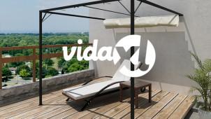 10% korting op bestellingen vanaf €120 aan producten van het merk VidaXL met deze kortingscode!