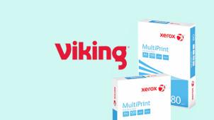 Xerox Printer Paper Only £2.49 at Viking