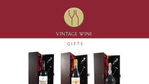 Free Gift Card with Selected Gift Orders at Vintage Wine Gifts