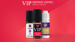 £5 Gift Card with Orders Over £40 at VIP Electronic Cigarette