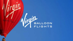 £10 Off National Flight Bookings at Virgin Balloon Flights