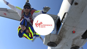 23% Off Christmas Experiences at Virgin Experience Days