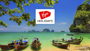 £50 Off Beach Package Holidays at Virgin Holidays