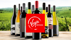 £50 OffOrders Plus Free UK Next Day Delivery at Virgin Wines