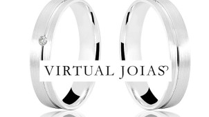 Cupom 10% OFF em alianças de namoro e noivado na Virtual Joias