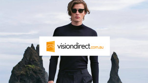 $20 Off Orders Over $200 at Vision Direct