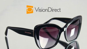 Spend $200 or More and Save $10 at Vision Direct