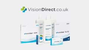 10% Off Orders at Vision Direct