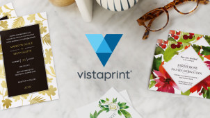 20% Off First Orders Plus Free Delivery on Orders Over £35 at Vistaprint