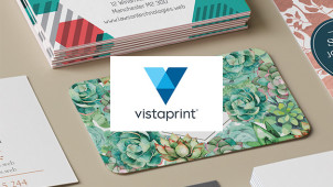 50% Off Business Cards at Vistaprint