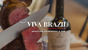 Free Caipirinhas with Newsletter Sign-Ups at Viva Brazil