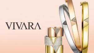 Ganhe R$100 OFF em compras a partir de R$1.000 com o Cupom Vivara