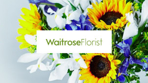 12% Off Orders at Waitrose Flowers