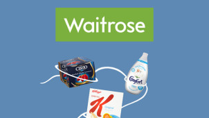 Great Savings in the Half Price Event at Waitrose