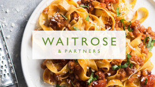 £20 Off First Orders Over £80 at Waitrose and Partners