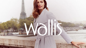 10% Off Orders with Newsletter Sign Ups at Wallis