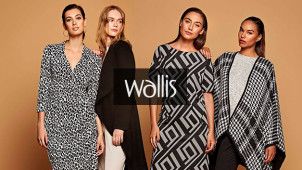 Free Delivery on Orders Over £50 at Wallis