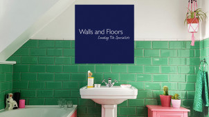 £30 Off Orders Over £300 at Walls and Floors