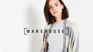 10% Off Orders with Newsletter Sign Ups at Warehouse