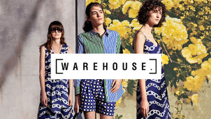 Up to 70% Off Dresses, Tops and Jumpsuits in the Summer Sale at Warehouse