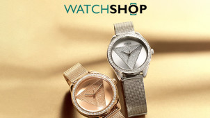Extra 25% Off Orders Plus up to 50% Off in the January Sale at Watch Shop