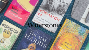 £5 Gift Card with Orders Over £50 at Waterstones