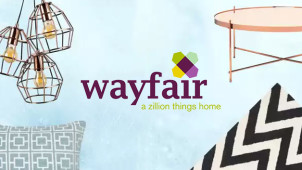 £10 Gift Card with Orders Over £150 at Wayfair