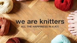 Bon de -10€ , plein d'l'inspiration et 1 patron gratuit avec la newsletter We are Knitters