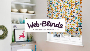 15% Off Orders Over £250 this Black Friday at Web Blinds
