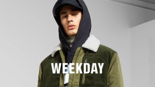 Up to 70% Off Orders in the Mid Season Sale at WEEKDAY