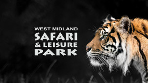Save up to 35% on Advance Online Tickets at West Midland Safari Park