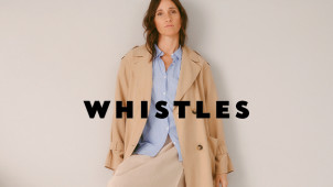 £5 Gift Card with Orders Over £100 at Whistles