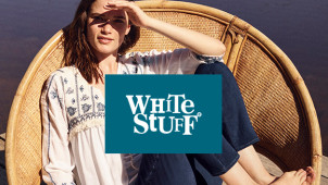 Free Delivery on Orders Over £50 at White Stuff