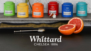 £5 Off Orders Over £50 at Whittard of Chelsea