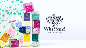 Delivery to Ireland from £3.95 at Whittard of Chelsea