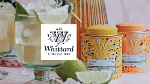 Win a Summer Hamper and Gift Box Bundle at Whittard of Chelsea
