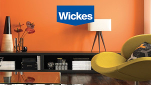 15% Off Paint, Wood-care, Tiles & Flooring Orders this Bank Holiday at Wickes