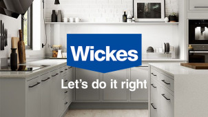 £15 Gift Card with Orders over £150 at Wickes