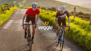 $20 Off Orders Over $100 at Wiggle
