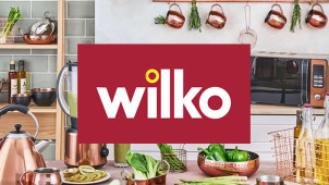 Up to 50% Off Sale Plus £5 Gift Card with Orders Over £50 at Wilko