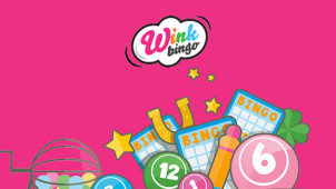 Deposit £10 & Play Bingo and Slots with £50 at Wink Bingo - New Customers Only