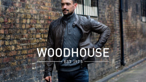 £5 Gift Card with Orders Over £60 at Woodhouse Clothing