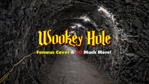 15% Off Online Bookings at Wookey Hole Caves